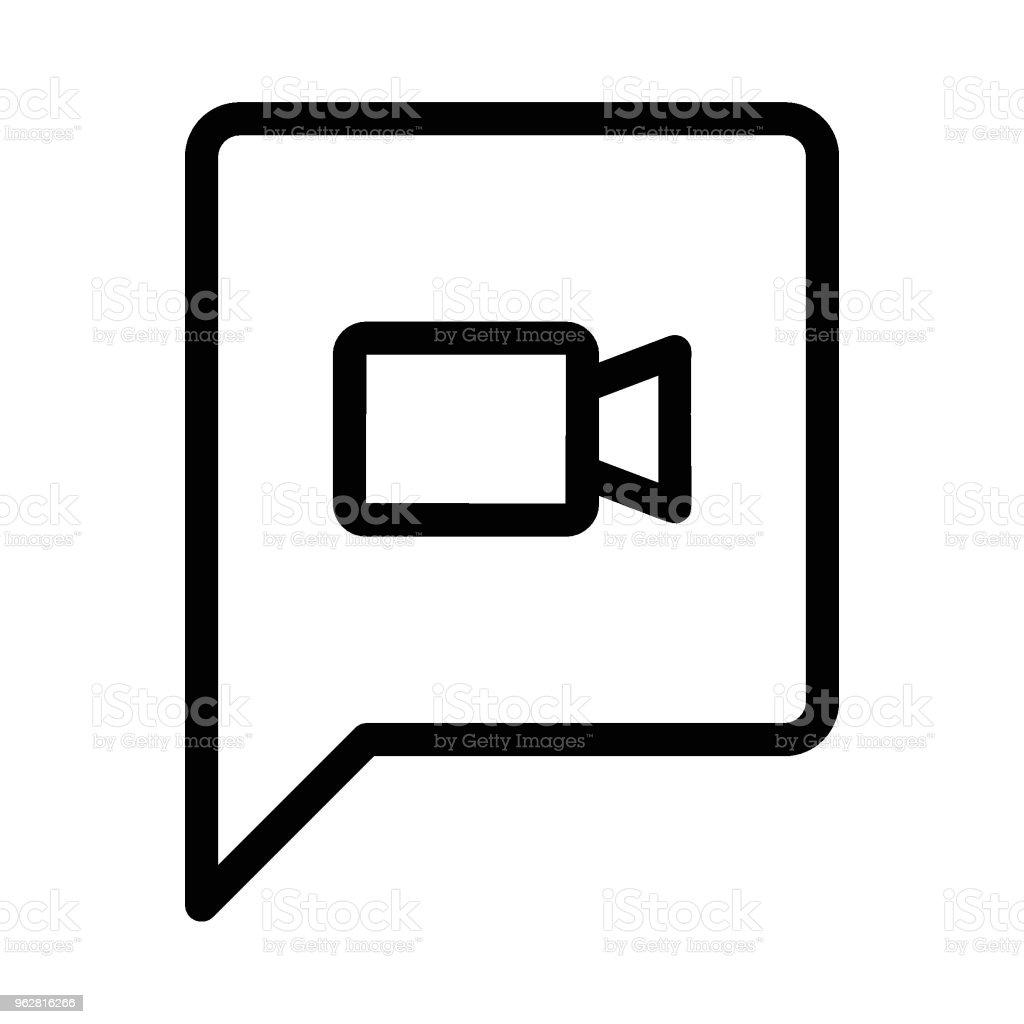 Mensagem - Vetor de Aplicação móvel royalty-free
