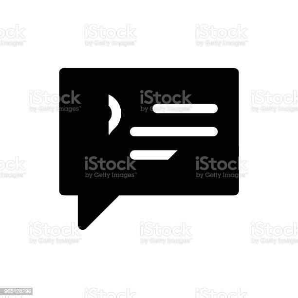Komunikat - Stockowe grafiki wektorowe i więcej obrazów Bańka