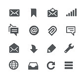 Messages Icons
