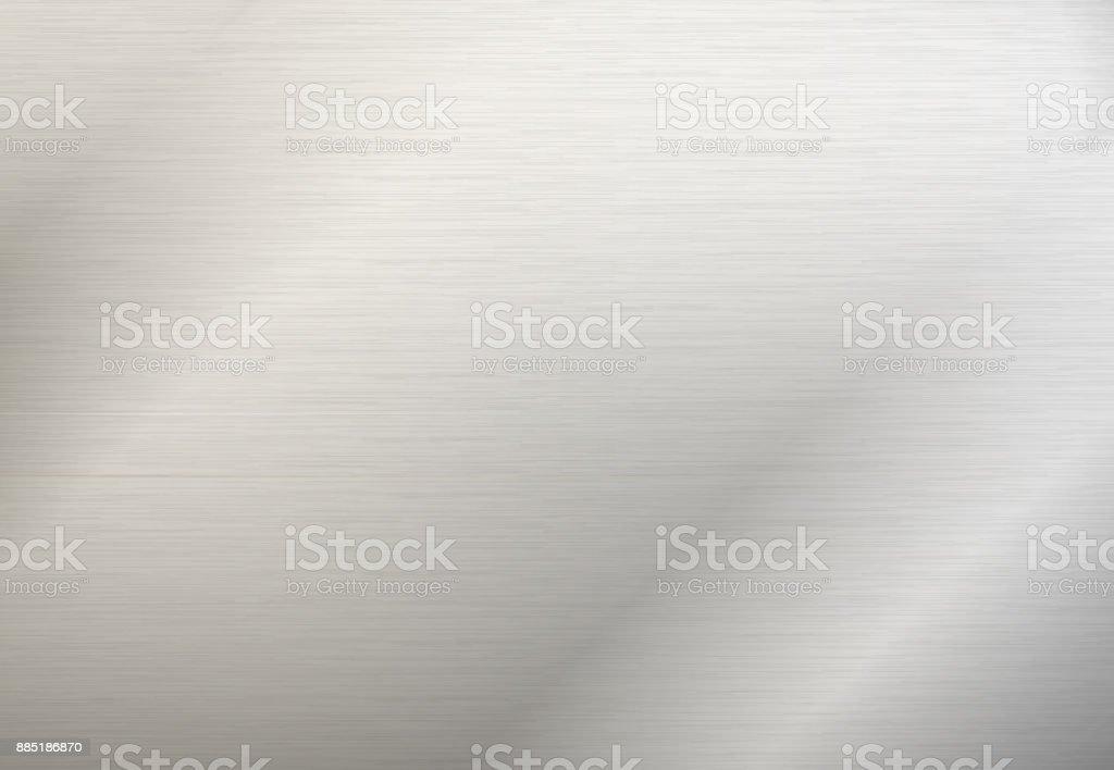 Metall Hintergrund., Abbildung Vektor. – Vektorgrafik