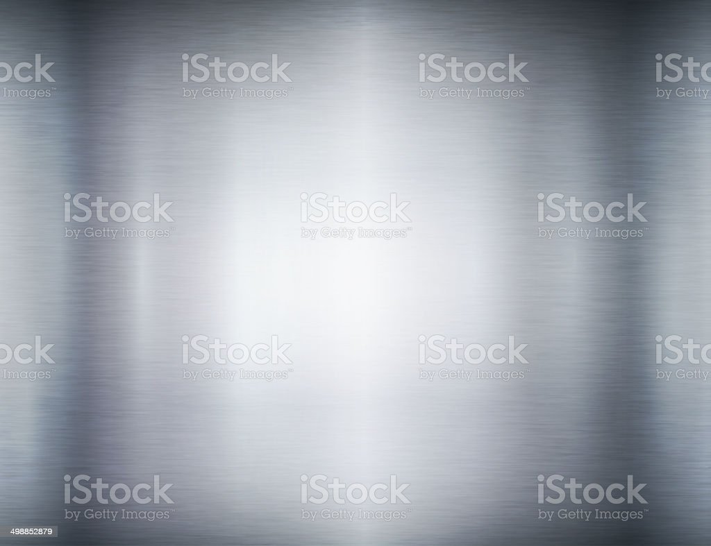 Metal Background vector art illustration