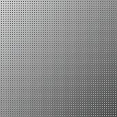 Metal dot texture gray background. Vector illustration
