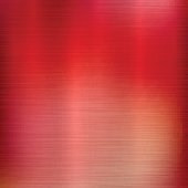Metal abstract orange colorful gradient technology background with polished, brushed texture, chrome, silver, steel, aluminum for design concepts, web, prints, wallpapers. Vector illustration.