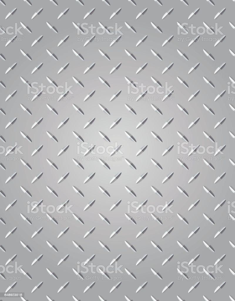 Metal pattern vector art illustration