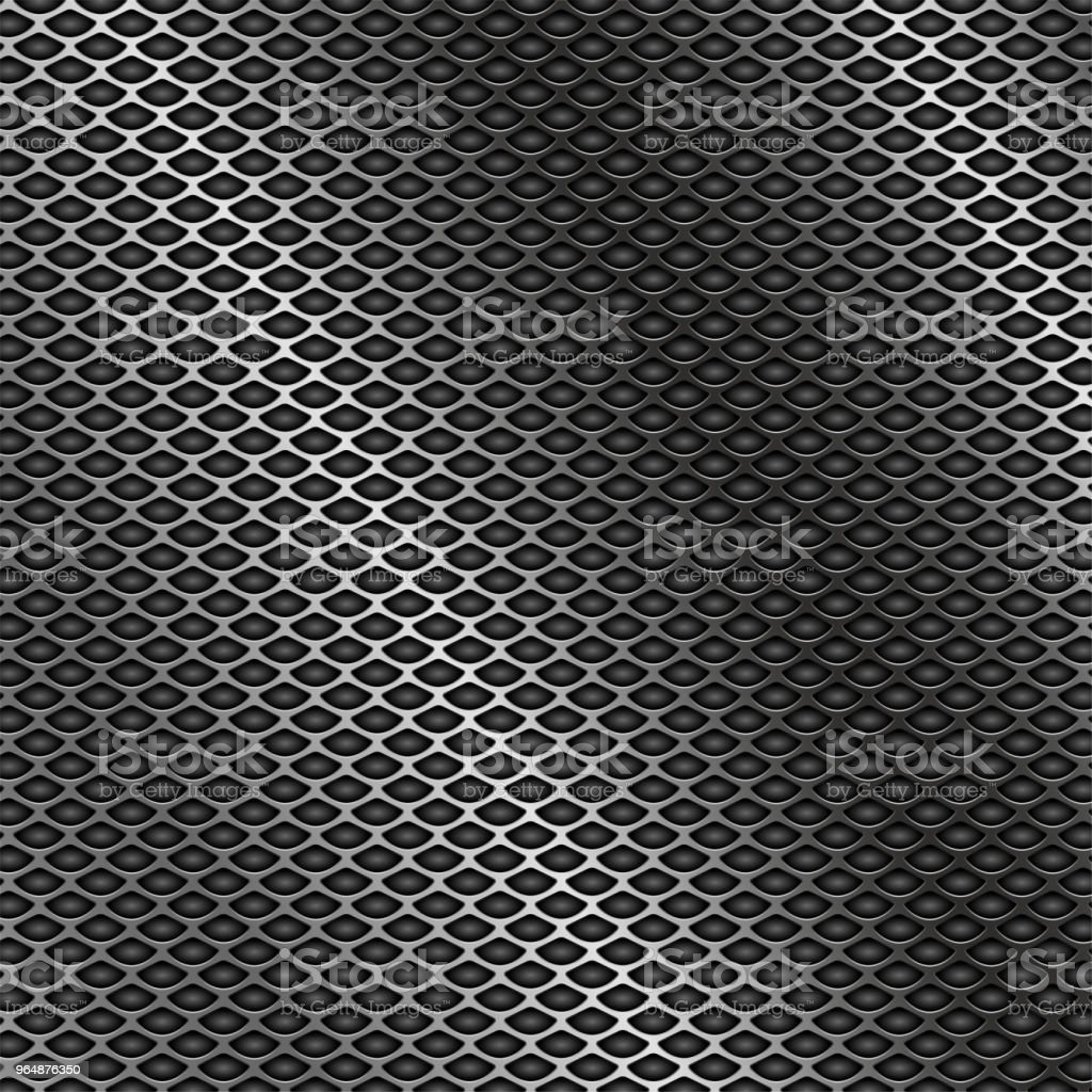 Metal perforated 3d texture royalty-free metal perforated 3d texture stock vector art & more images of abstract