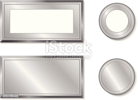 istock metal shapes 455458445