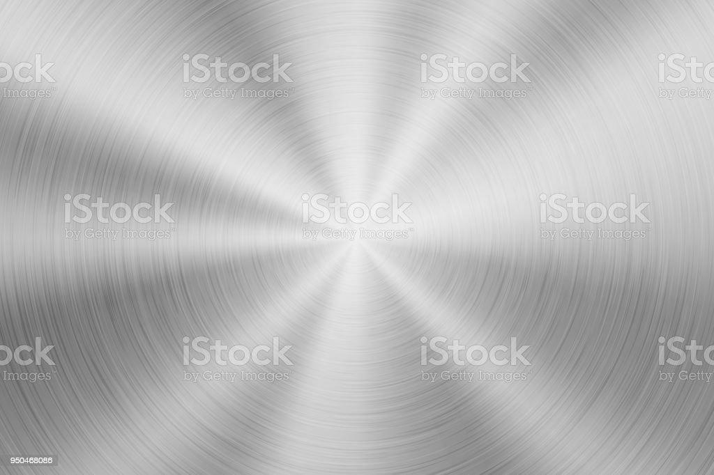 Metal teknolojik altyapı vektör sanat illüstrasyonu