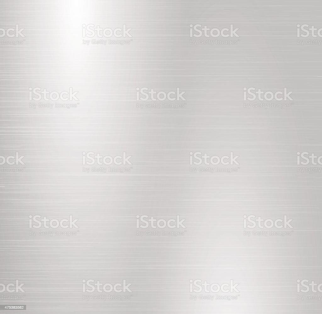 Textura de Metal fondo - ilustración de arte vectorial