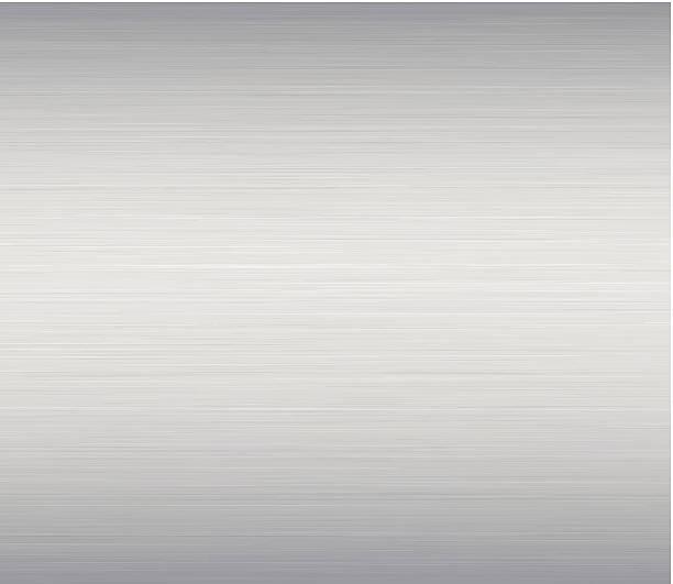 Metal texture background向量藝術插圖