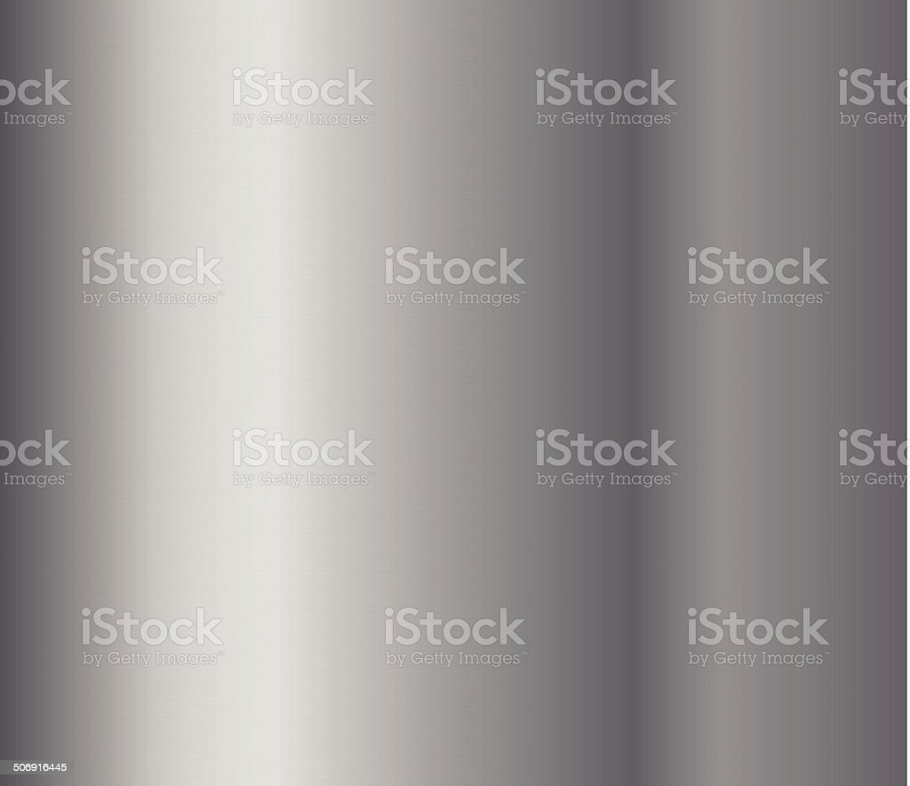 Metal texture background vector art illustration