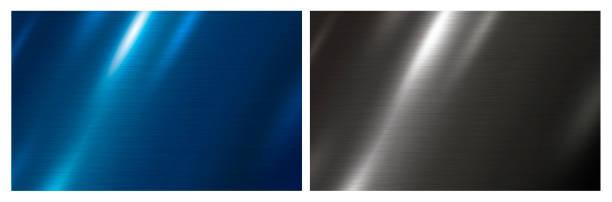 иллюстрация вектора металлической текстуры - блестящий stock illustrations