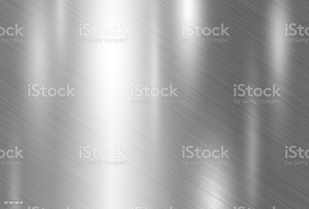 Metall Textur-Hintergrund-Vektor-illustration – Vektorgrafik