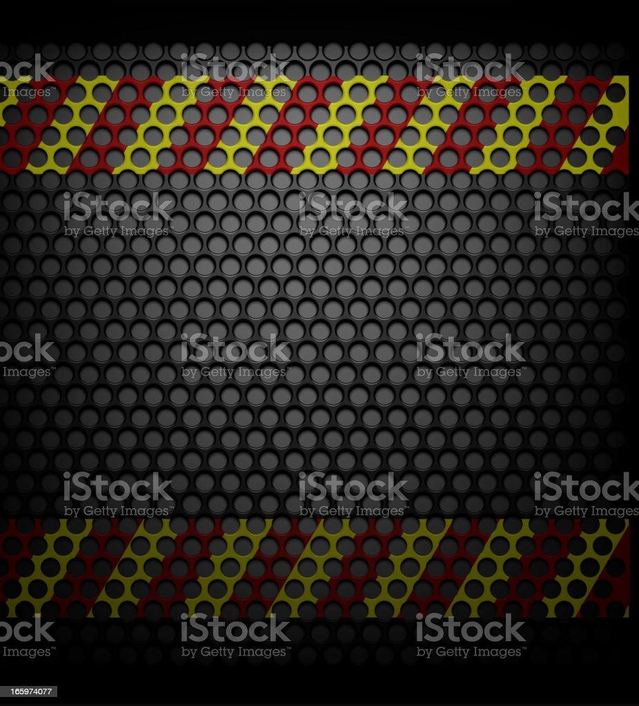 Metal texture royalty-free stock vector art