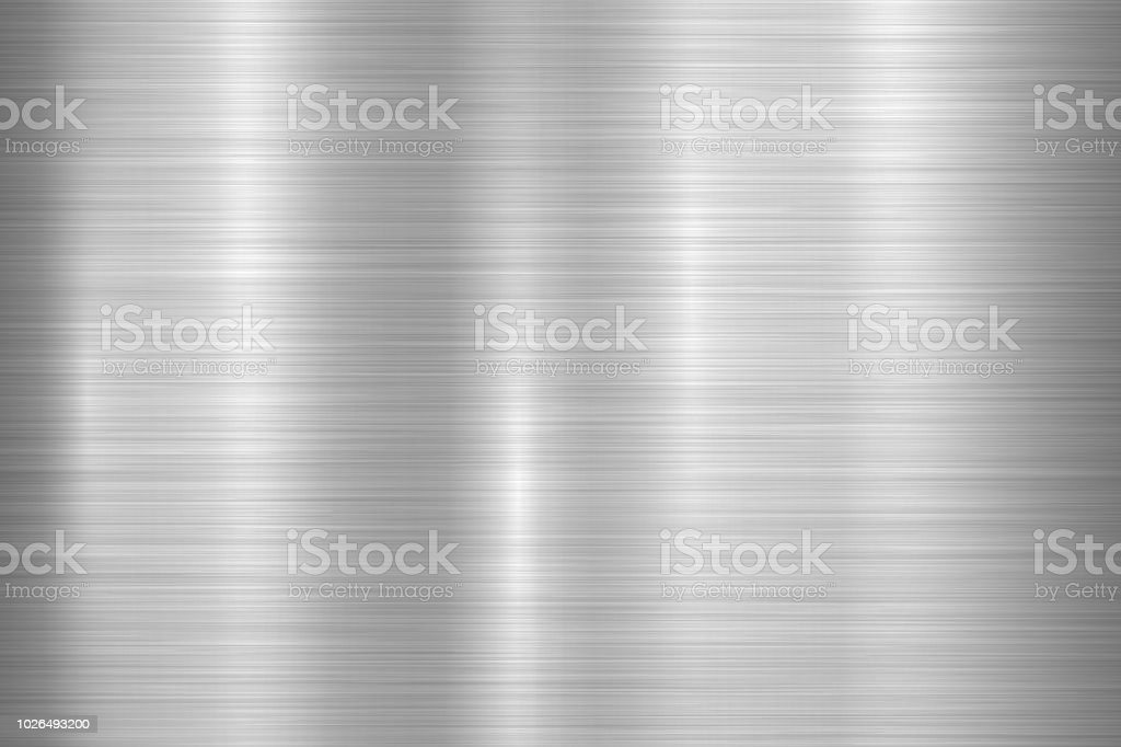 Metal Textured Technology Background vector art illustration