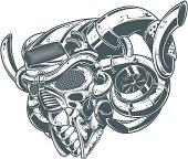 metal turbo demon