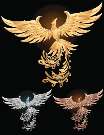 Metallic Phoenix