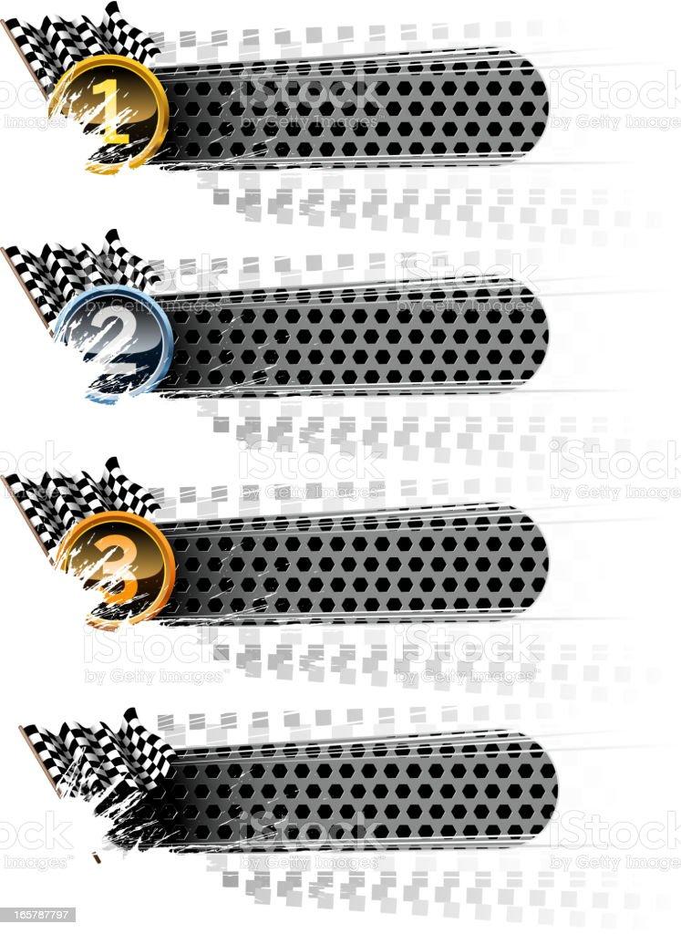 metallic podium banners royalty-free metallic podium banners stock vector art & more images of achievement