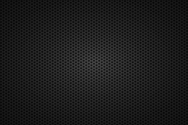 Metallic texture - Metal grid background Modern and trendy metal background (white metallic texture), can be used for your design. Vector Illustration (EPS10, well layered and grouped), wide format (3:2). Easy to edit, manipulate, resize or colorize. Please do not hesitate to contact me if you have any questions, or need to customise the illustration. http://www.istockphoto.com/portfolio/bgblue alveolar duct stock illustrations
