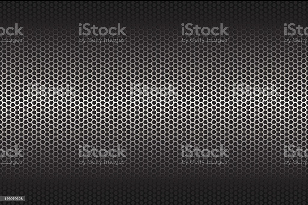 Metallic texture on wide Background royalty-free metallic texture on wide background stock vector art & more images of abstract