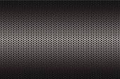 Metal grid, background texture.