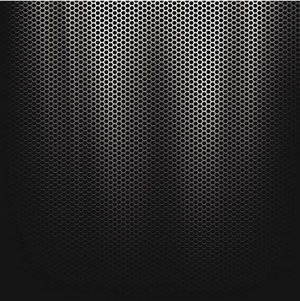 Metallic-Struktur – Vektorgrafik