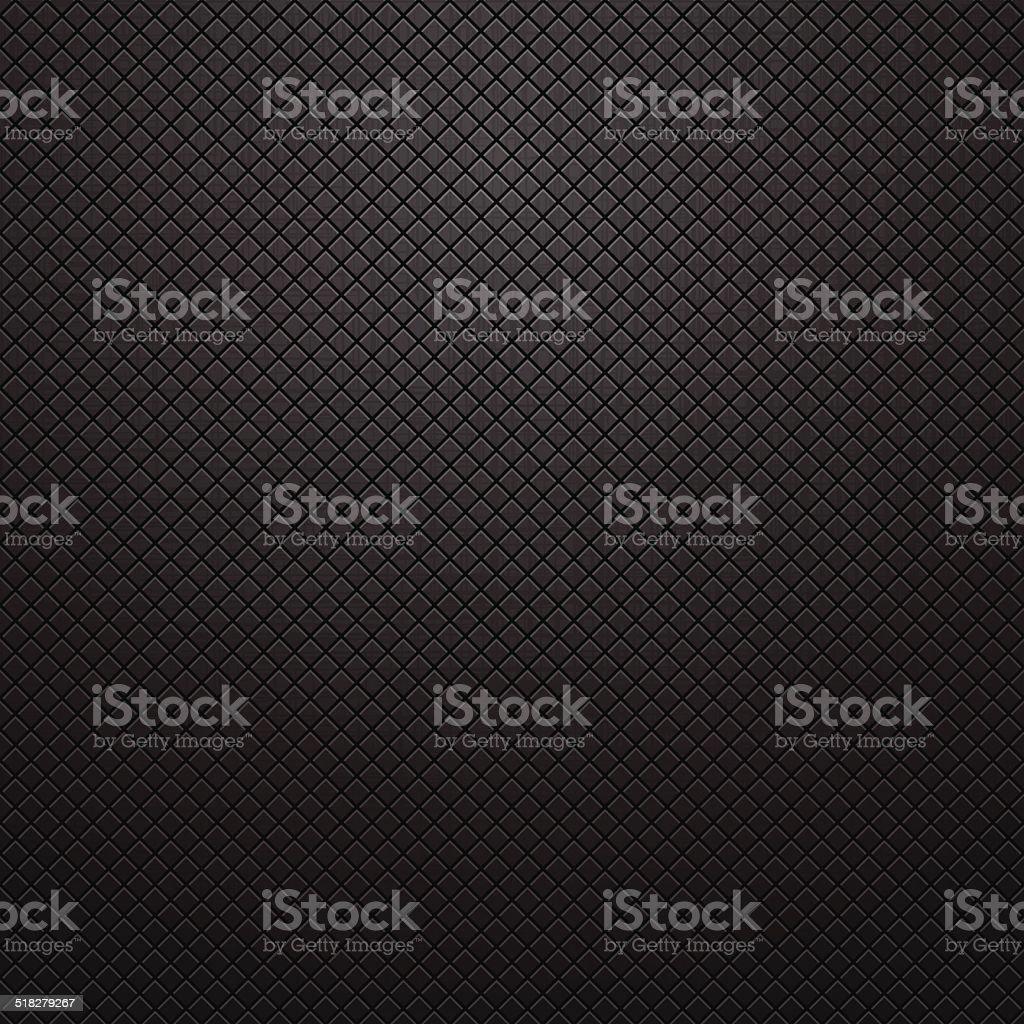 Metallic Textured Seamless Pattern vector art illustration