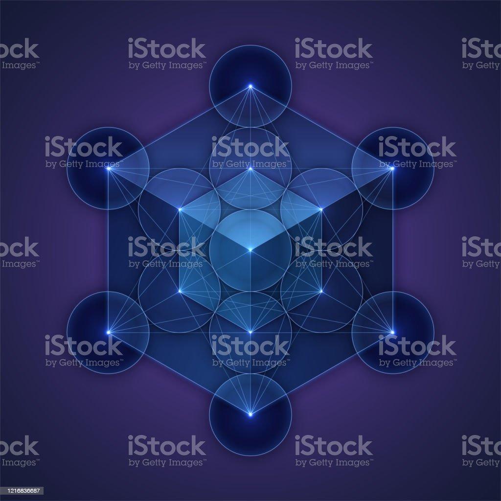 メタトロン 立方体