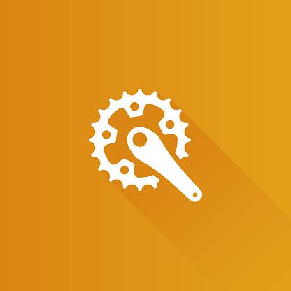 Metro Icon - Bicycle crank set