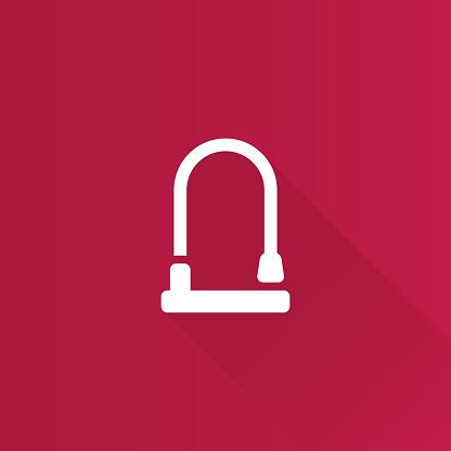 Metro Icon - Bicycle lock