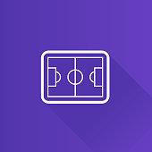 Metro Icon - Soccer field