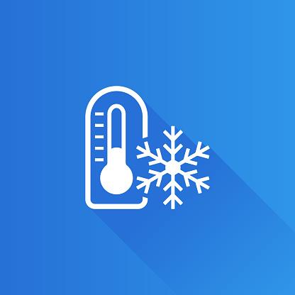 Metro Icon - Thermometer