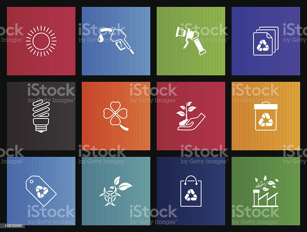 Metro Icons - More Environment royalty-free metro icons more environment stock vector art & more images of biochemical weapon