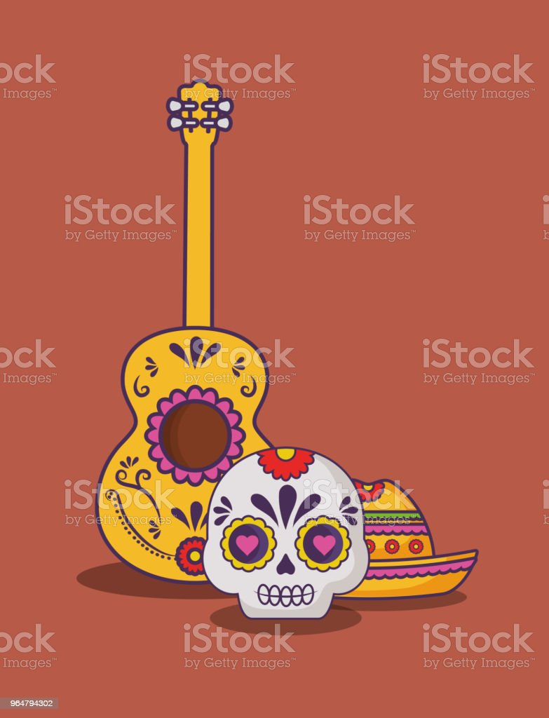 Mexican culture design royalty-free mexican culture design stock illustration - download image now