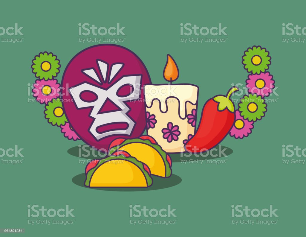 mexican culture design royalty-free mexican culture design stock vector art & more images of candle