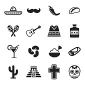 Mexican Culture Icons
