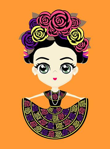 mexican doll chiapas