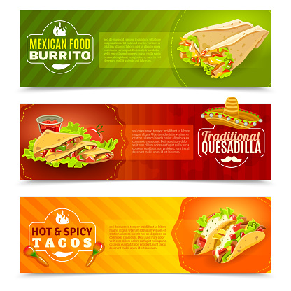 mexican food banner 2