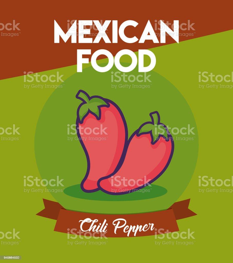 Mexikanische Küche Design Stock Vektor Art und mehr Bilder von ...