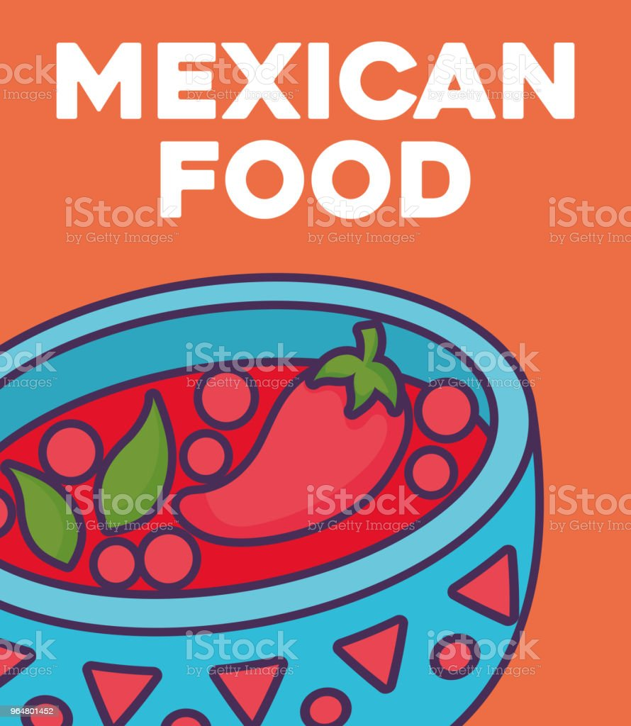 Mexican food design royalty-free mexican food design stock vector art & more images of backgrounds