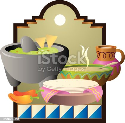 istock mexican food 165673085