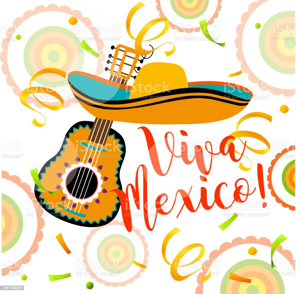 Mexican greeting card mexican abstract background stock vector art mexican greeting card mexican abstract background royalty free mexican greeting card mexican abstract background m4hsunfo