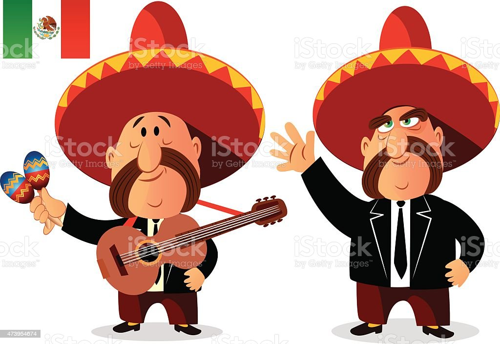 royalty free mariachi clip art vector images illustrations istock rh istockphoto com  mexican mariachi clipart