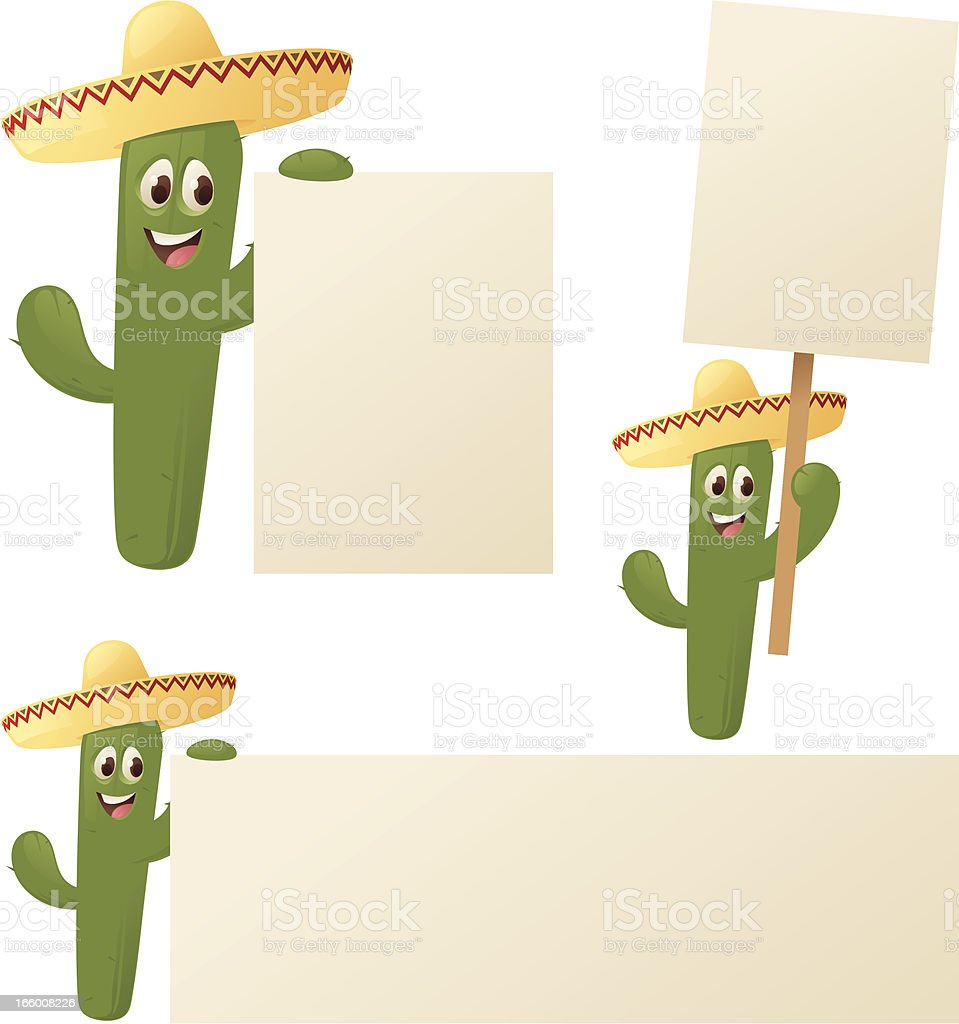 Mexican Message royalty-free stock vector art