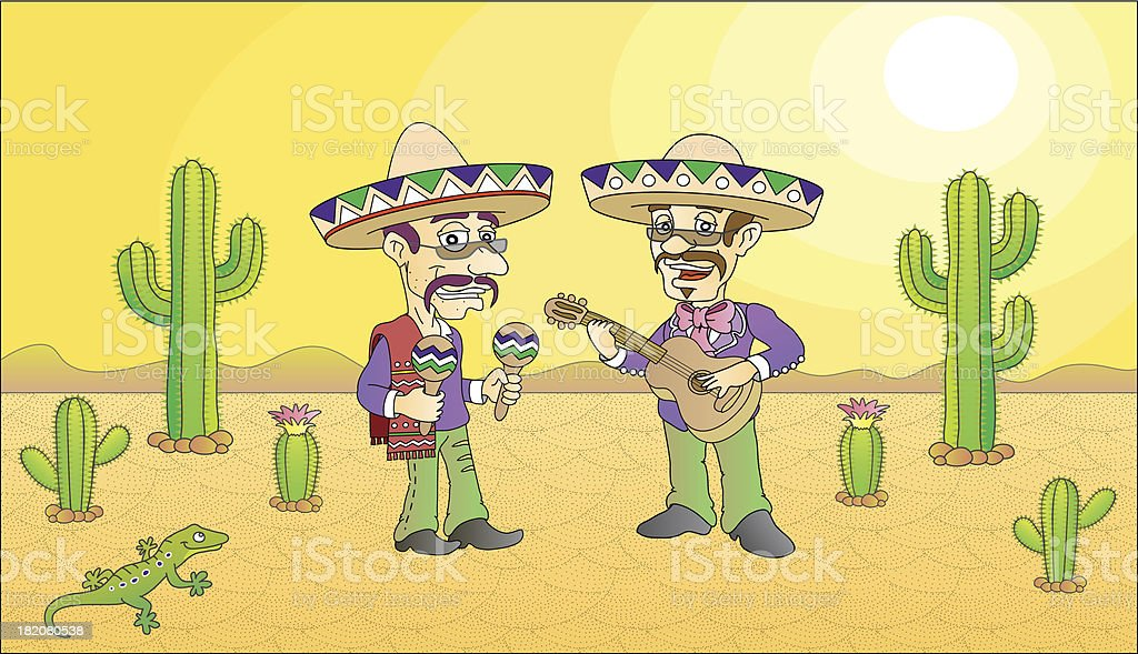 Mexican musician royalty-free mexican musician stock vector art & more images of adult