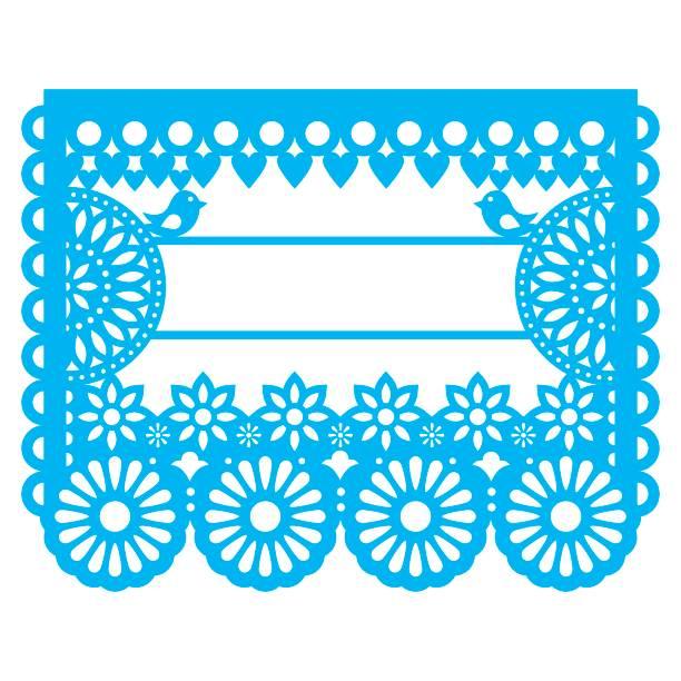papel picado designs template - photo #9