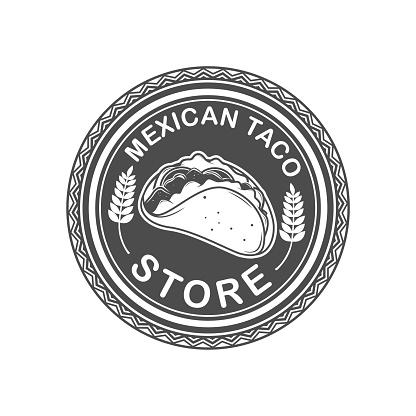 Mexican Restaurant Badge