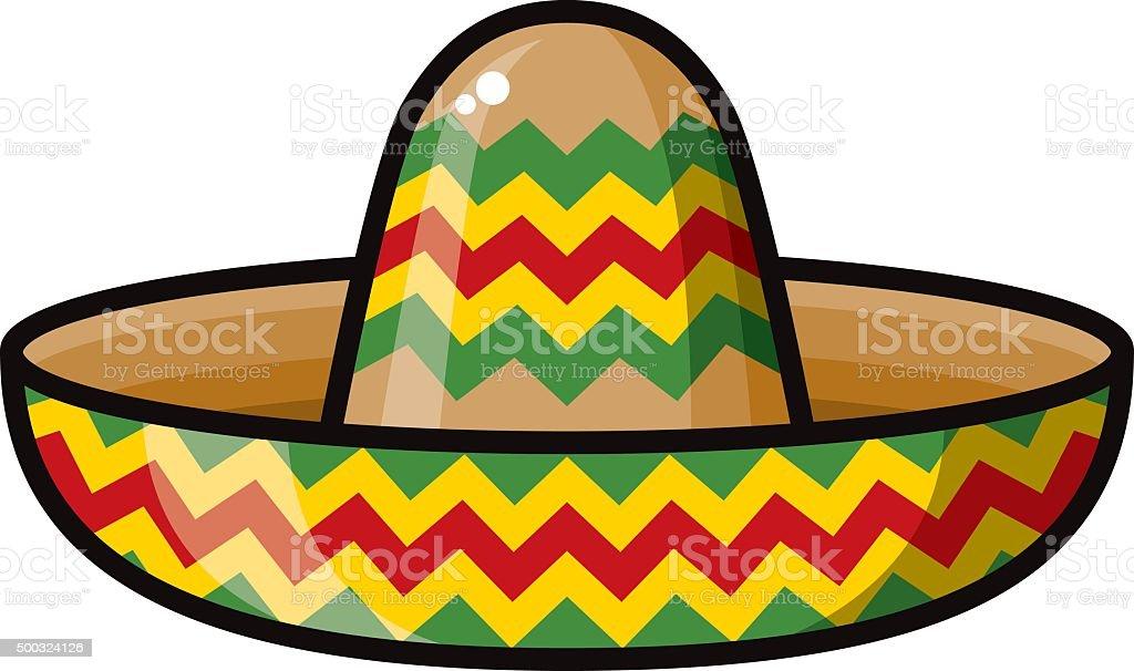 royalty free sombrero clip art vector images illustrations istock rh istockphoto com sombrero clip art for cricut sombrero clip art for cricut
