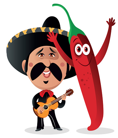 Mexico and Mexican Guitarists
