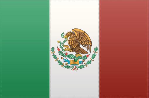 Mexico Flag (Vector)