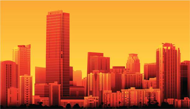 Miami, Florida Miami, Floridahttp://www.twodozendesign.info/i/1.png miami stock illustrations